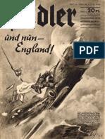 Der Adler - Jahrgang 1940 - Heft 14 - 09. Juli 1940