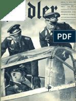 Der Adler - Jahrgang 1939 - Heft 02 - 14. März 1939 (Doppelseiten)