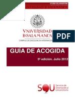 Guia de Acogida 2012-2013