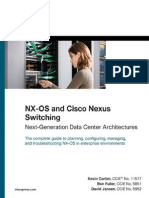 NX-OS and Cisco Nexus Switching
