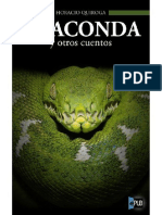 Horacio Quiroga - Anaconda (1)