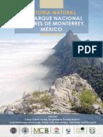 Historia Natural Del Parque Nacional Cumbres de Monterrey