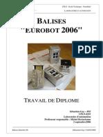 Balises CPLN Eurobot 2006