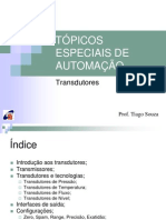 Lição 4 - Transdutores Industriais e Tecnologia Hart