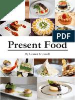 Hospitality - Present Food Folio