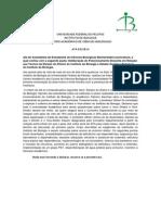 ATA 03-14 Eleição e Discussão Sobre o IB