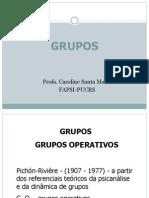 grupo, organização e instituição.ppt