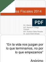 Reformas Fiscales 2014 Jueves 5