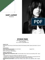 Merchandising Portfolio