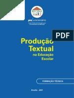 Producao Textual Na Educacao - 2007