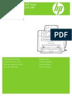 HP M1319F Printer