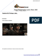 Guia Trucoteca Red Dead Redemption Xbox 360