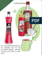 Sauce Vinaigre Framboise
