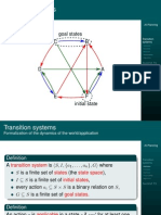 Transition Systems Overview