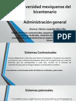 administracion gerencial