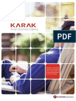 Karak Catalogue