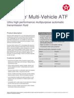 Havoline Multi-Vehicle ATF