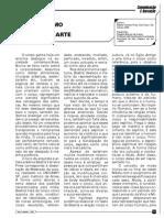 Artigo_Corpor Como Suporte Da Arte
