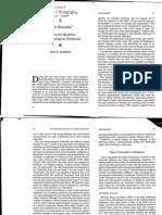 Jackson Liminal Fieldnotes
