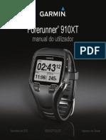 Forerunner 910XT OM PT