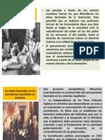Las Ideas Ilustradas en Las Posesiones Españolas En