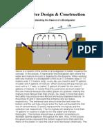 1 Biodigester Design