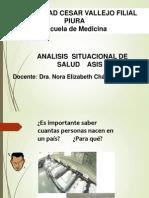 Analisis Situacional de Salud Expoosicion Dra Chavez Salazar Ok
