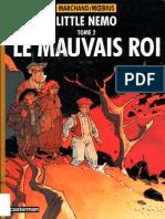 MOEBIUS - Little Nemo -02- Le Mauvais Roi