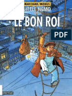 Moebius - Little Nemo - 01- Le Bon Roi