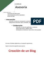 Creacion Del Blog
