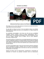Calendario Lunar Médico - Influencia de las Fases Lunares en los Fluidos Orgánicos.doc