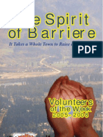 The Spirit Of Barriere