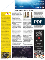 Business Events News for Wed 21 May 2014 - $694 per delegate for NSW, Aussie IMEX presence, Parkroyal's Abode, Gray's Say and much more