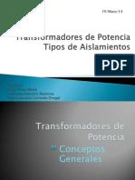 Presentación Transformadores