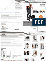 Manual Eliptico Magntic