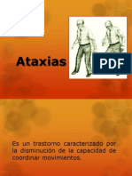 Ataxias