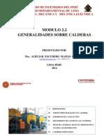Generalidades Sobre Calderas