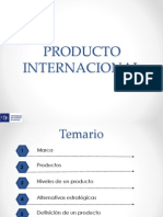 Tema 1 Producto Internacional