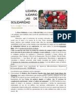 Rosa Solidaria, Libro Solidario y Semilas de Solidariedad_san Jorge