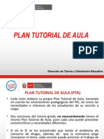 Ppt 4_plan Tutorial de Aula_unificacion