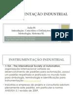 Aula01 Introdução a Instrumentação