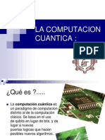 La Computacion Cuantica (1)