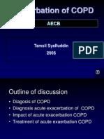 COPD Exacerbation Presentasi