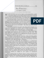 City Profile San Francisco California 1924 by Harry B. Allen President of San Francisco Real Estate Board