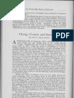 City Profile Santa Ana and Orange County 1924 by Linn L. Shaw Realtor
