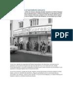 Un Día Negro Para El Periodismo Peruano