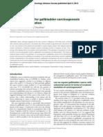A Genetic Model for Gallbladder Carcinogenesis Ann Oncol-2014-Barreto-Annonc_mdu006