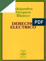 Derecho Eléctrico - Alejandro Vergara Blanco