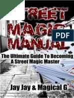 Street Magic Manual