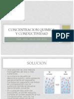 CONCENTRACION QUIMICA